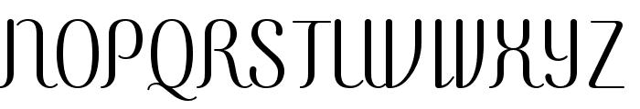 COM4t Ascripta Base Font UPPERCASE