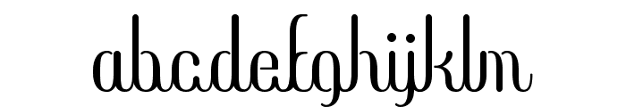 COM4t Ascripta Base Font LOWERCASE
