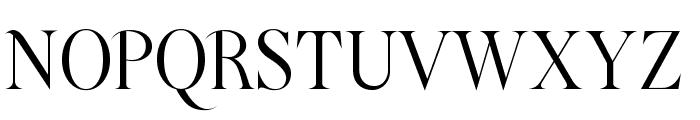 COM4t Drify Light Font UPPERCASE