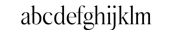 COM4t Drify Light Font LOWERCASE