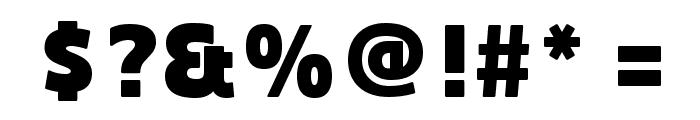 COM4t Famie Black Font OTHER CHARS