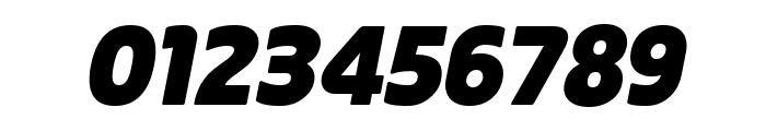 COM4t Famie BlackOblique Font OTHER CHARS