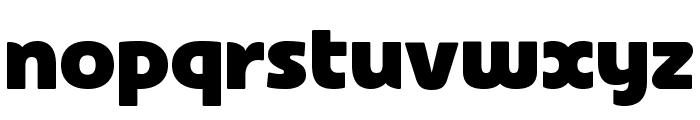 COM4t Famie Black Font LOWERCASE