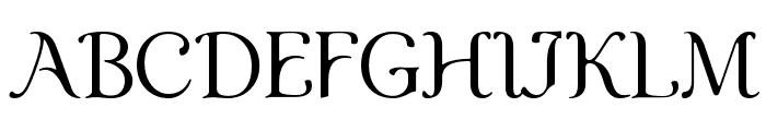 COM4t Nuvu Font UPPERCASE