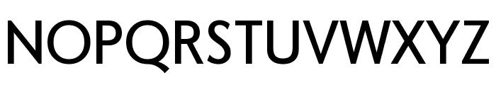 COM4t Sans Medium Font UPPERCASE