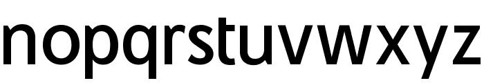 COM4t Sans Medium Font LOWERCASE