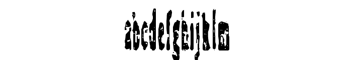Coagulate Font LOWERCASE