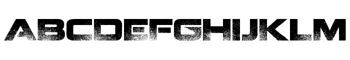 Coalition Font UPPERCASE