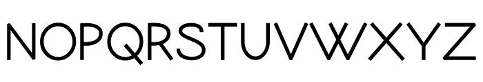 Coamei Bold Font UPPERCASE