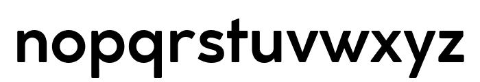 Cocogoose Classic Trial Medium Font LOWERCASE
