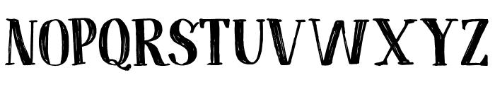 Coconut Punch DEMO Regular Font UPPERCASE