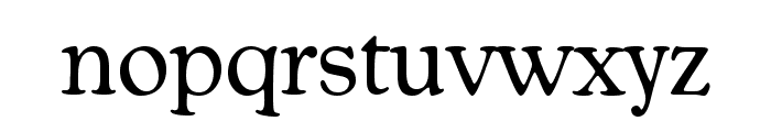 CocosOldDB Normal Font LOWERCASE