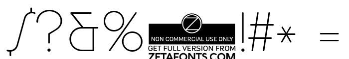 Cocosignum Corsivo Italico ULt Font OTHER CHARS