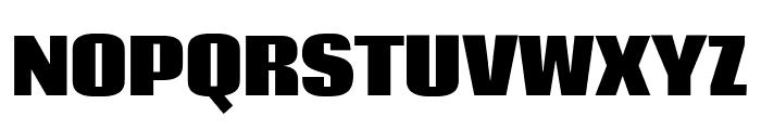Coda ExtraBold Font UPPERCASE