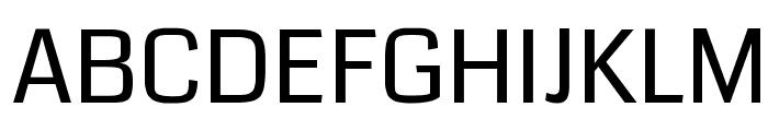 Coda Font UPPERCASE