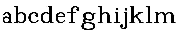 Code2000 Font LOWERCASE