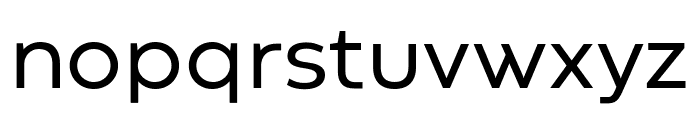 Codec Warm Trial Regular Font LOWERCASE