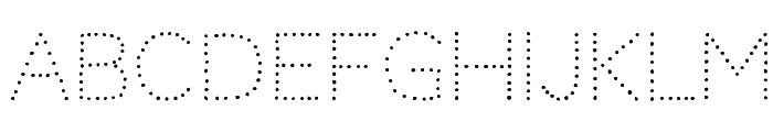 Codystar Font UPPERCASE