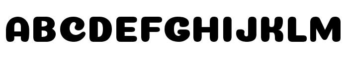 Coiny Regular Font UPPERCASE