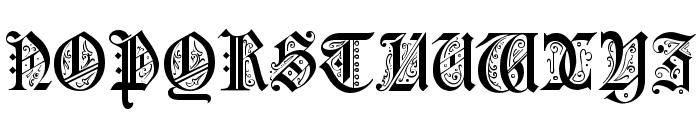Colchester Black Font UPPERCASE