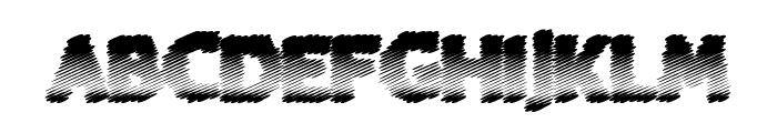 ColdSpring Font UPPERCASE