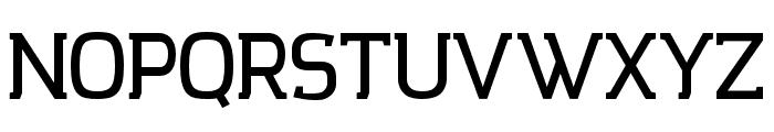 Collazio Personal Use Heavy Font UPPERCASE