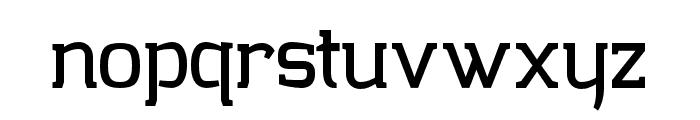 Collazio Personal Use Heavy Font LOWERCASE