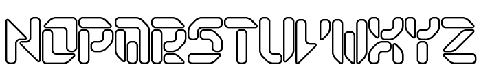 Collective RO [BRK] Font LOWERCASE