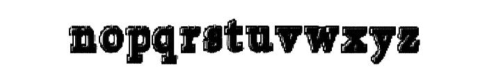 CollegeBytes Font LOWERCASE