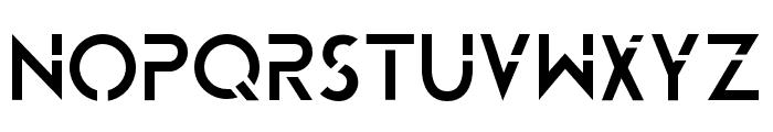 Colony Regular Font UPPERCASE