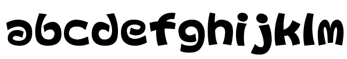 ColopocleAL Font LOWERCASE