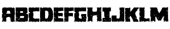 Colossus Regular Font UPPERCASE