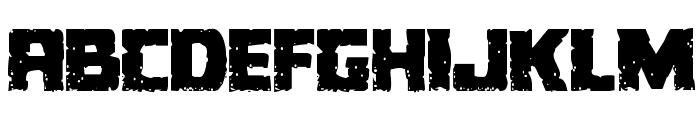 Colossus Regular Font LOWERCASE