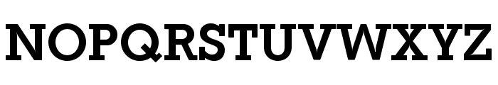 Coltan Gea Bold Font UPPERCASE
