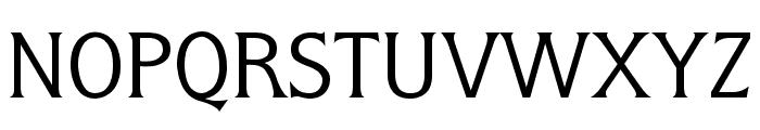 Colton Font UPPERCASE