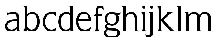 Colton Font LOWERCASE