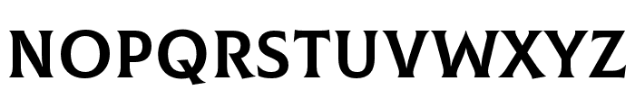 Colus Regular Font UPPERCASE