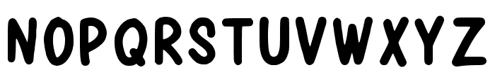 Com_com Regular Font UPPERCASE