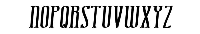Combustion I BRK Font UPPERCASE