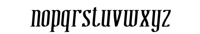 Combustion I BRK Font LOWERCASE