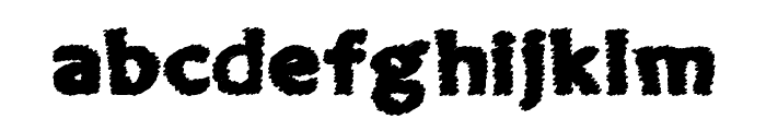 ComeInside Font LOWERCASE