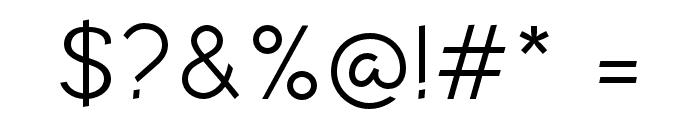 Comic Neue Angular Font OTHER CHARS