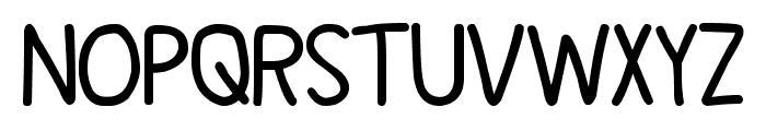 ComicSpans Font UPPERCASE