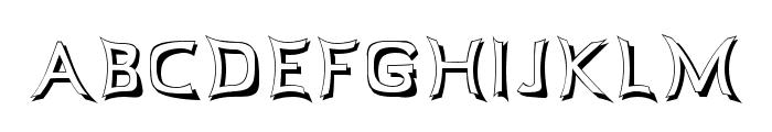 Comicbook Smash Font UPPERCASE