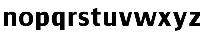 Communist SansBold Font LOWERCASE