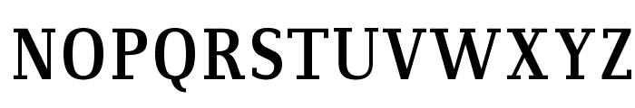 Communist Font UPPERCASE