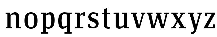 Communist Font LOWERCASE