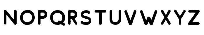 Comodo Free Vintage Font UPPERCASE