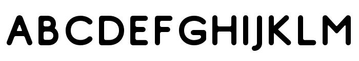 ComodoFree-Regular Font LOWERCASE