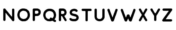 ComodoFree-Vintage Font LOWERCASE